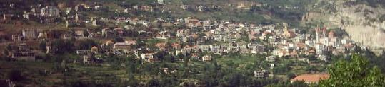 Bsharre General View