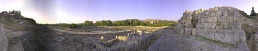 Eshmoun Azar Remains - Saida Lebanon