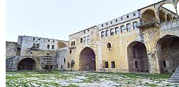 Hasbaya Palace, Built in 1173 by the Crusadors