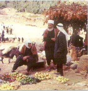 Hasbaya Old Market
