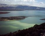 Qaraoun Lake, On the Road to Kefraya